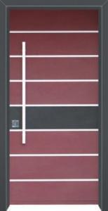 דלת מדגם מודרני 1039