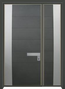 דלת מדגם מודרני 1035