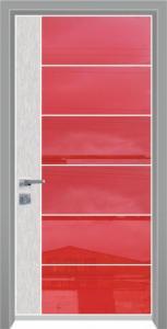 דלת מדגם יהלום 1057