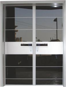 דלת מדגם יהלום 1056