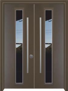 דלת מדגם כפיר 9020