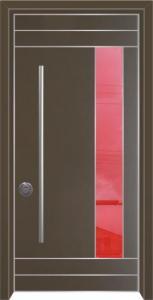 דלת מדגם כפיר 9018