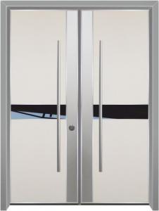 דלת מדגם כפיר 9015
