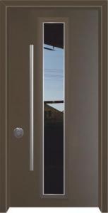 דלת מדגם כפיר 9014