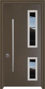 דלת מדגם כפיר 9012