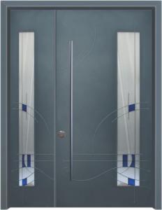 דלת מדגם ויטראז 5505