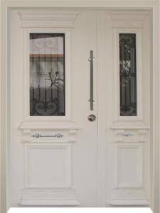 דלת מדגם יווני 6012