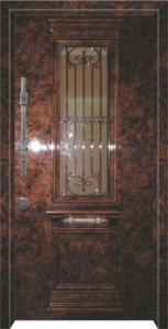 דלת מדגם יווני 6010