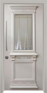 דלת מדגם יווני 6009