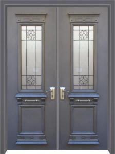 דלת מדגם יווני 6008