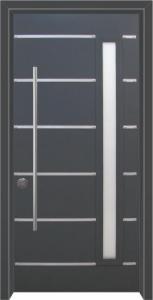 דלת מדגם עדן 2015