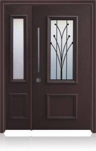דלת מדגם חלונות 2011