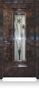 דלת מדגם חלונות 2010
