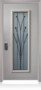 דלת מדגם חלונות 2009