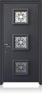 דלת מדגם חלונות 2006