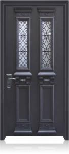 דלת מדגם חלונות 2003