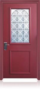 דלת מדגם חלונות 2002