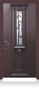 דלת מדגם חלונות 2001