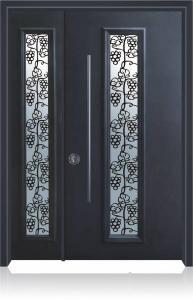 דלת מדגם שלכת 4007