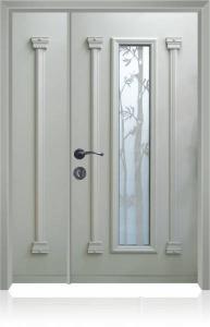 דלת מדגם שלכת 4006