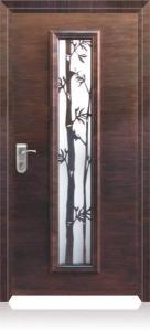 דלת מדגם שלכת 4003