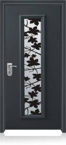 דלת מדגם שלכת 4002