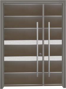 דלת מדגם הייטק 1075