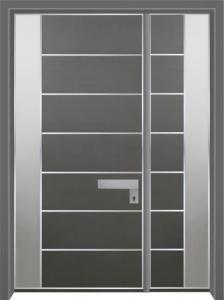 דלת מדגם הייטק 1070