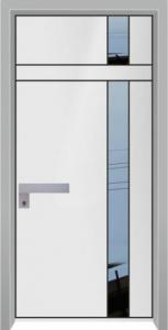 דלת מדגם הייטק יהלום 1098
