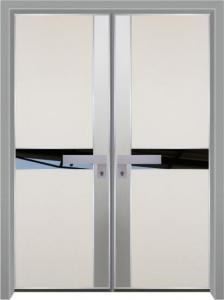 דלת מדגם הייטק יהלום 1097