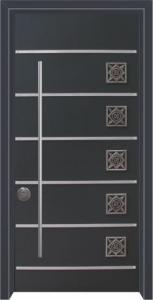 דלת מדגם קלאסי 2514