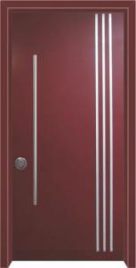 דלת מדגם קלאסי 2513