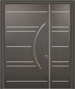 דלת מדגם קלאסי 2512