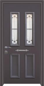 דלת מדגם קלאסי 2509