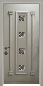 דלת מדגם קלאסי 2504