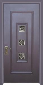 דלת מדגם קלאסי 2501