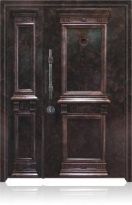 דלת וחצי מדגם קלאסי 2507