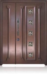 דלת מדגם קלאסי 2506