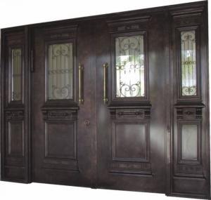 דלת מדגם בית כנסת  הקודש